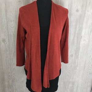 Nic & Zoe petit large 4 way cardigan sweater